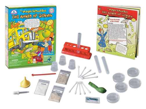 Magic School Bus World of Germs Science Kit Only $13.99! (30% Off!)