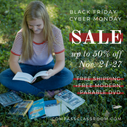 Compass Classroom Black Friday Sale – Up to 50% Off + Free Shipping & DVD!