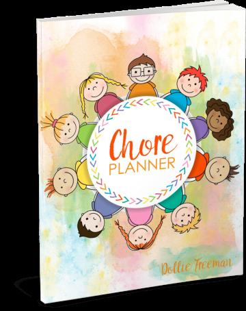 Free Family Chore Planner