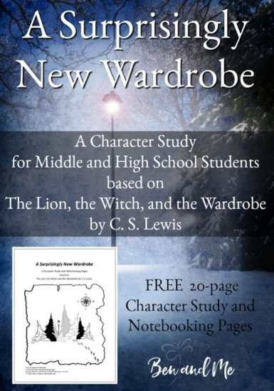 Free The Lion, the Witch, & the Wardrobe Character Study