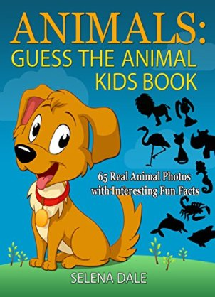 Guess the Animal Book