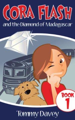 Cora Flash and the Diamond of Madagascar