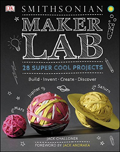 Smithsonian Maker Lab eBook Only $1.99! (90% Off!)