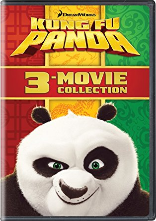Kung Fu Panda 3-Movie DVD Set Only $11.99! (Reg. $23!)