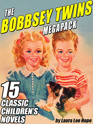 The Bobbsey Twins MegaPack eBook Collection Only $0.55! (15 Books!)