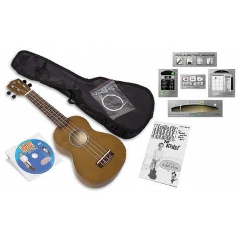 Beginner Ukulele Pack for Kids Only $39.95! (Reg. $60!)