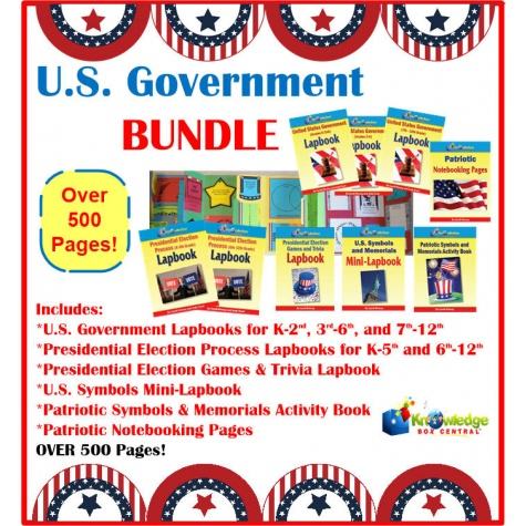 Interactive U.S. Government Bundle Only $9.99! (Reg. $45!)
