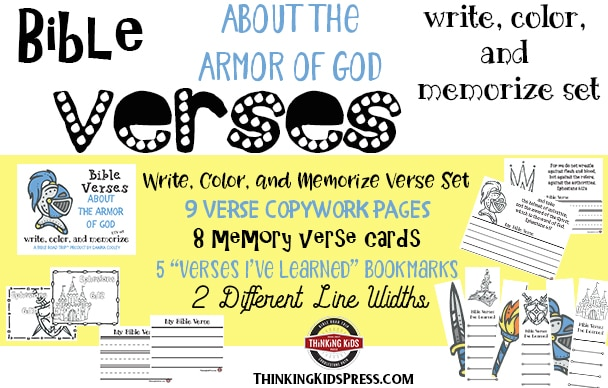 Free Armor of God Bible Pack