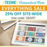 25% Off Online Unit Studies & More - Limited Time!