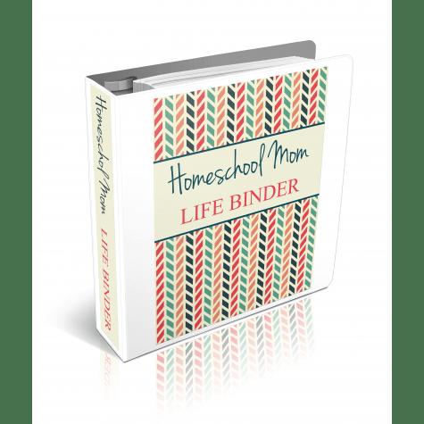 Homeschool Mom Life Binder Only $14.99! (25% Off!)