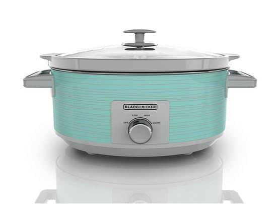 Black & Decker 7 Quart Slow Cooker Only $26.99! (40% Off!)