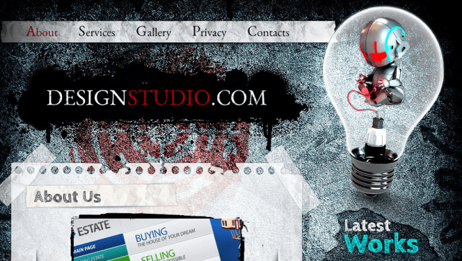 Design Studio Template