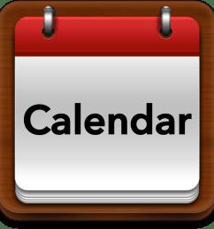 best calendar clipart png [ 1068 x 1069 Pixel ]