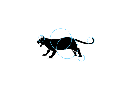 Panther Icon, Transparent Panther.PNG Images & Vector