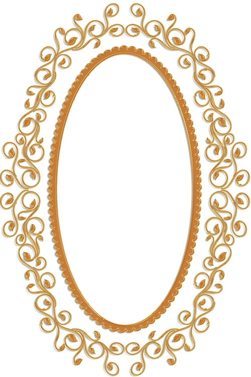 Vintage Frame Transparent PNG Pictures  Free Icons and