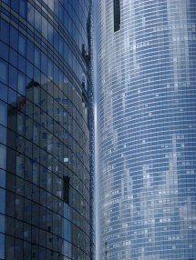 Free Stock 234-reflections In Modern Glass