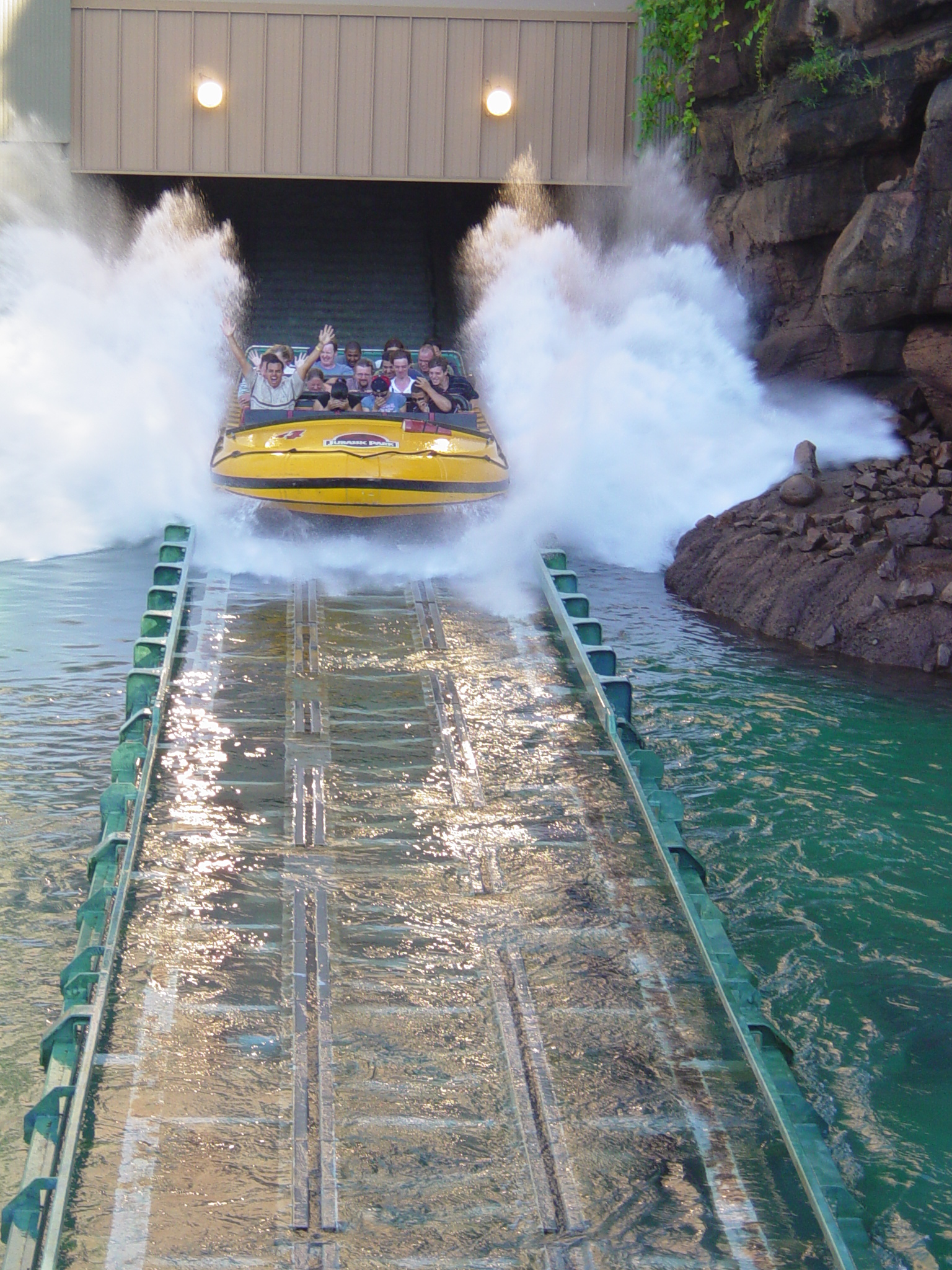 Free Stock Photo 792water_ride_rollercoaster_14jpg