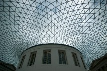 Free Stock 2292-british Museum Library And Roof