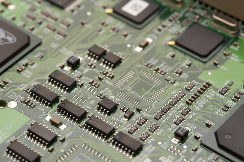 Free Stock Photo 4063integrated Circuits Freeimageslive