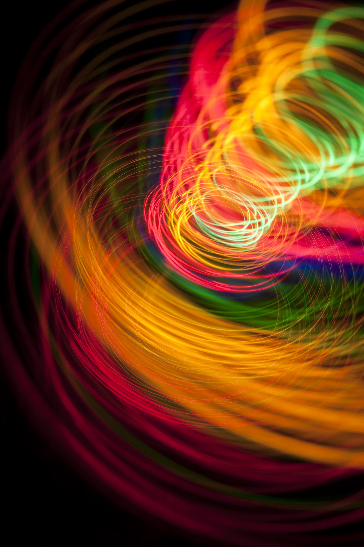 Free Stock Photo Whirlpool Of Light
