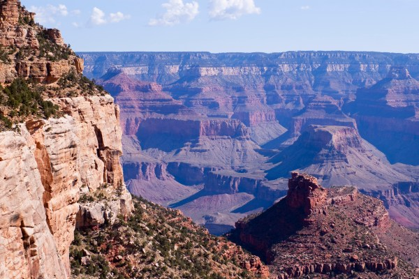Free Stock 3189-panoramic View Of Grand Canyon