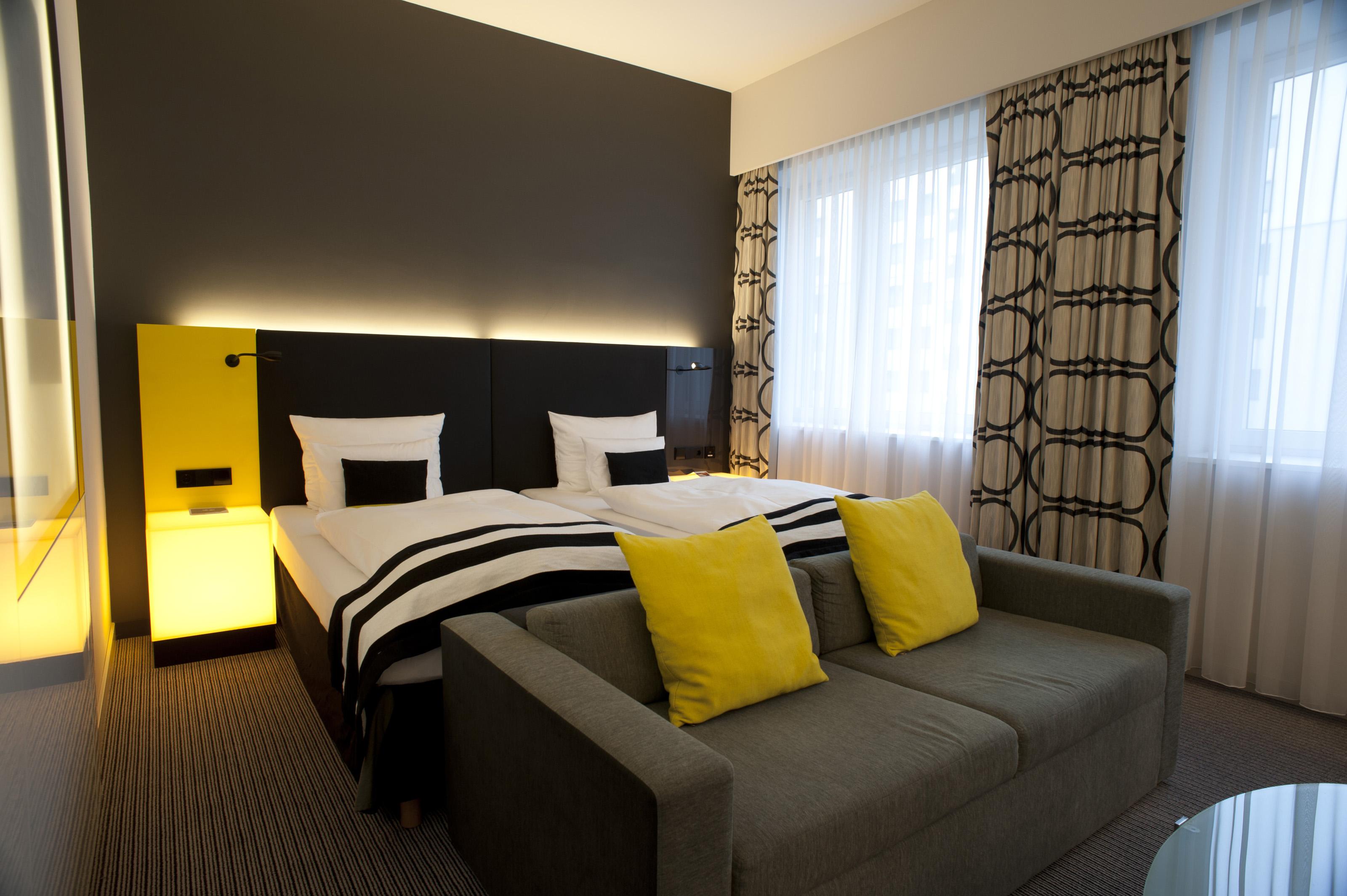 Free Stock Photo 8929 Stylish Modern Bedroom Freeimageslive