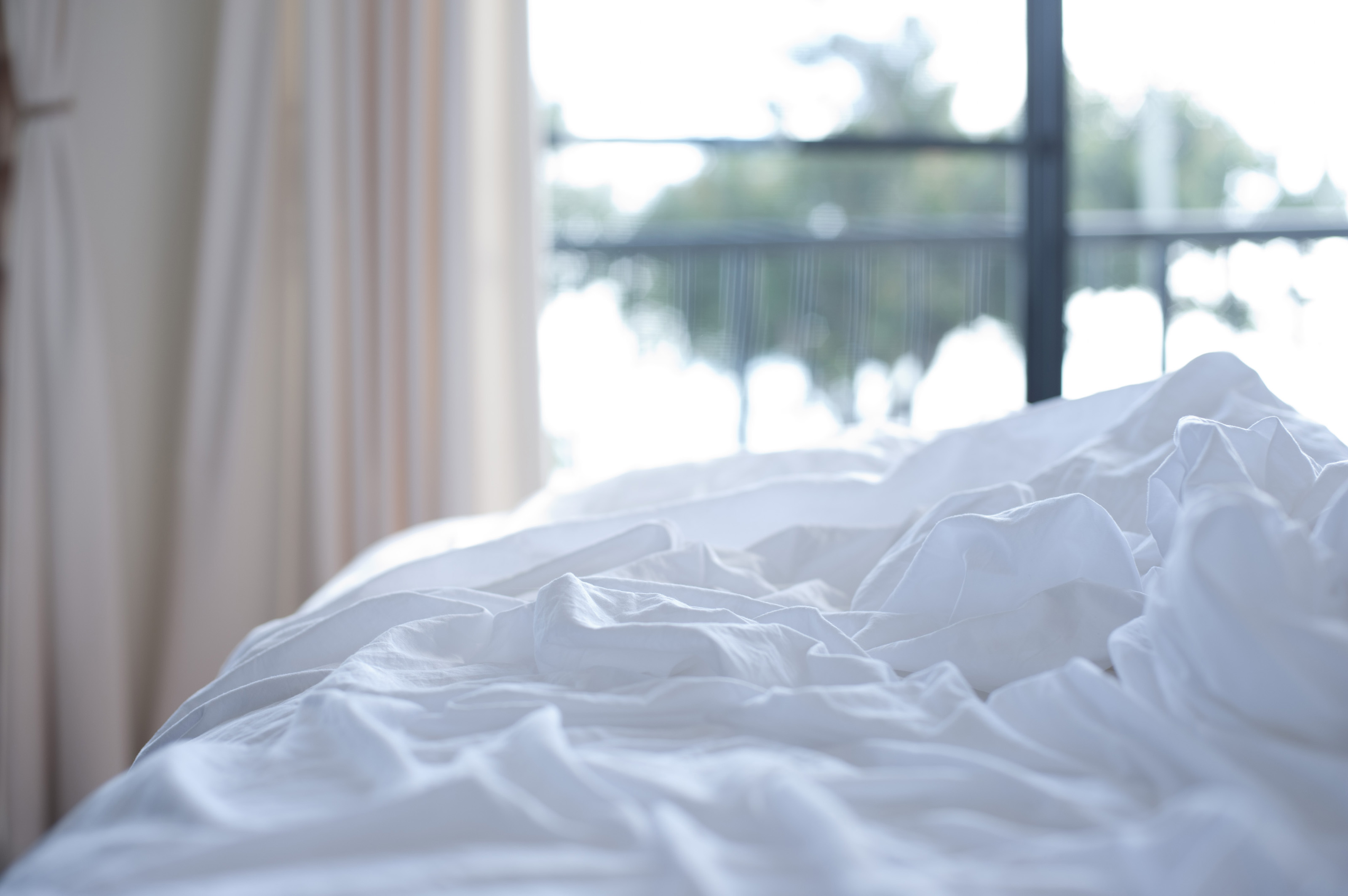 Image result for unmade bed