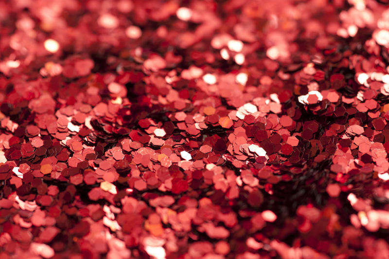 Free Stock Photo 11933 Background Texture Of Sparkling Red