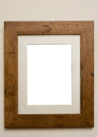 Rustic Wood Picture Frame | www.pixshark.com - Images ...