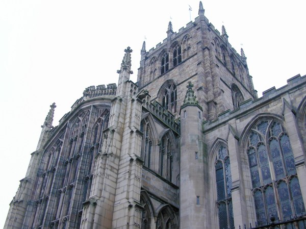 Gothic Architecture Buildings
