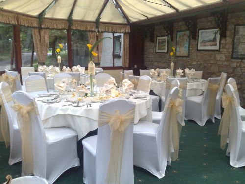 wedding chair covers pontypridd modern club chairs dreams aberdare cover hire company freeindex
