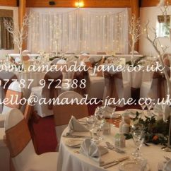 Chair Covers And Sashes Hire Images Amanda Jane Events, Tonbridge | 2 Reviews Wedding Decorator - Freeindex