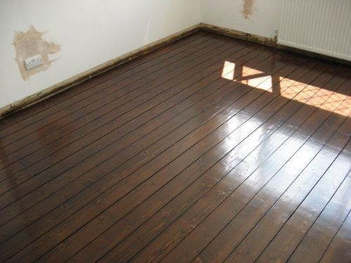 Finishing Wood Floors