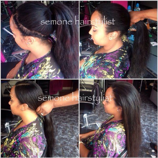 Semone Lennon London 19 Reviews Mobile Hairdresser