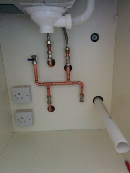 Lee Harris Plumbing And Heating Plumber In Wednesfield