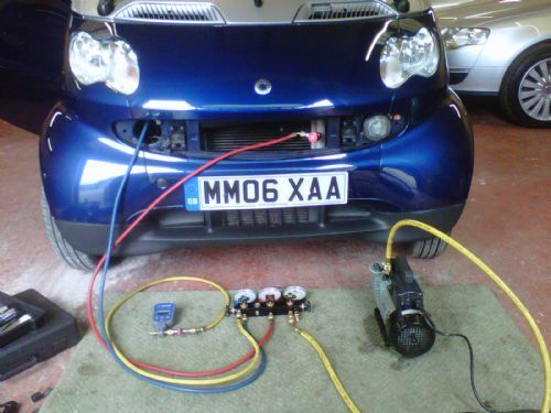 Smart Car Recharge Ac