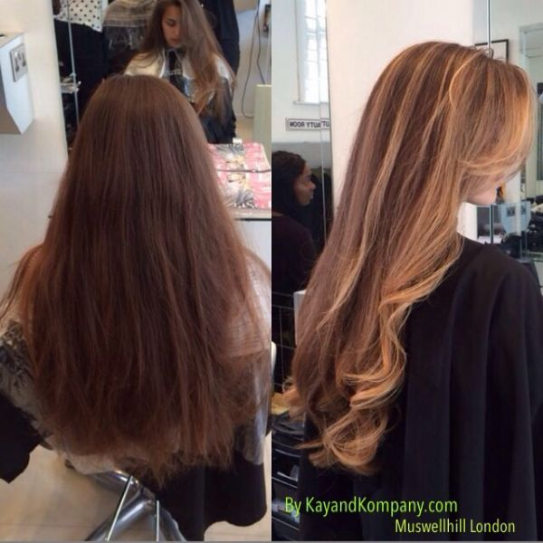 Kay And Kompany Hairdresser In Muswell Hill London UK