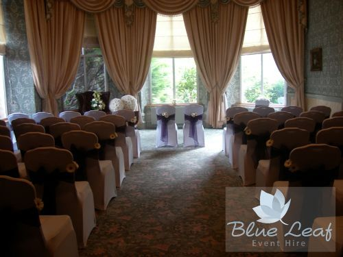 wedding chair cover hire wrexham velvet and a half blue leaf event 3 reviews company with