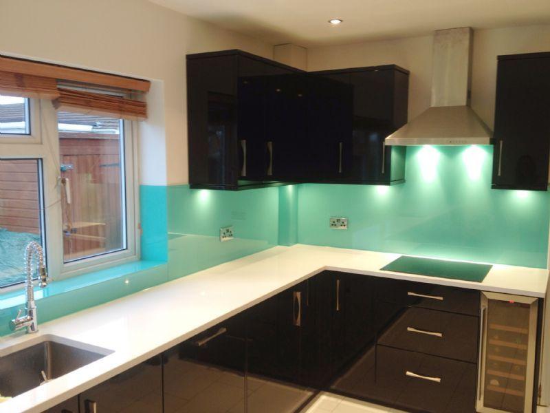 UK Splashbacks  Glass Splashbacks and Worktops Supplier