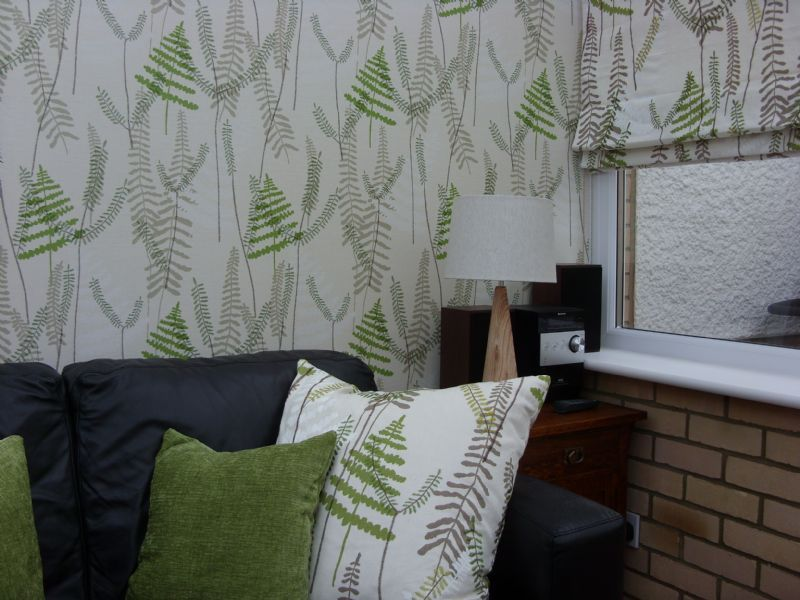 Wallpaper Quotes About Time Interiors By George Short Curtains And Blinds Shop In