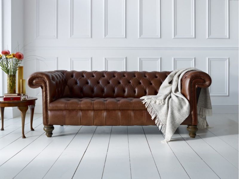 vintage leather sofa company modernos para sala the chesterfield manchester freeindex