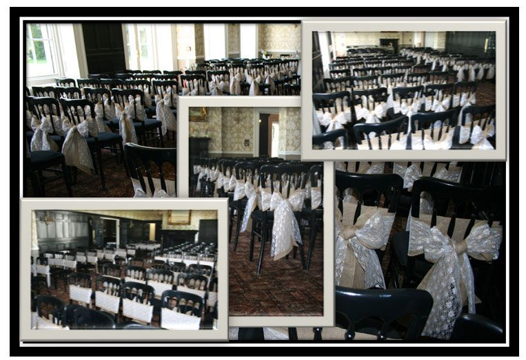 wedding chair cover hire bournemouth cheap outdoor cushions cloverleaf covers decorator freeindex