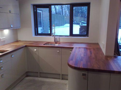 laminate kitchen flooring european gadgets ay installations - fitter in portslade, brighton (uk)