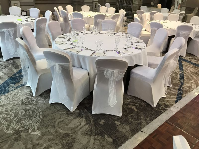 hire chair covers glasgow resin adirondack chairs 5 monkey events cover company freeindex wedding and event