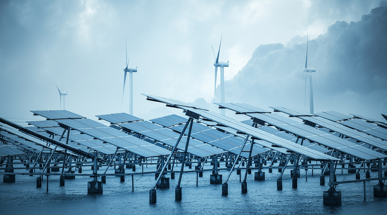 Does The Intermittency Of Solar And Wind Make Electricity
