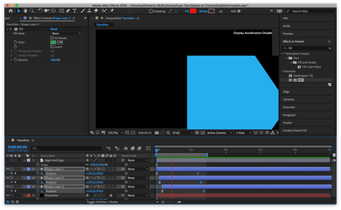 Adobe After Effects 2022 17.1.2 Free Download macOS