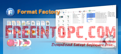 Format Factory 5.6.0.0 Free Download