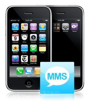 iPhone-MMS
