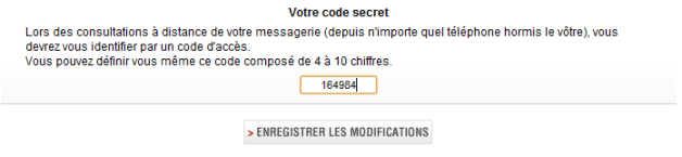 codesecretmessageriefreemobile