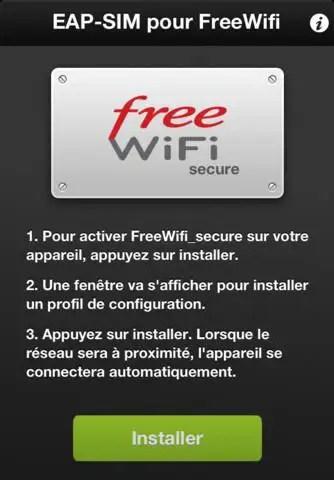 comment obtenir code free wifi secure